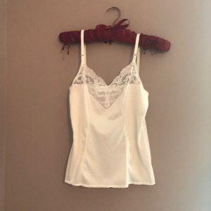 Vassarette camisole fits sizes S/M/or Large